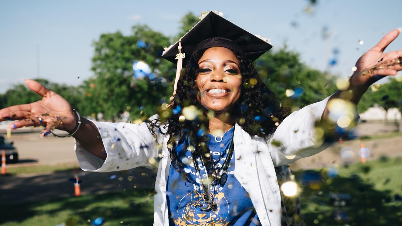 HBCU Students Graduated